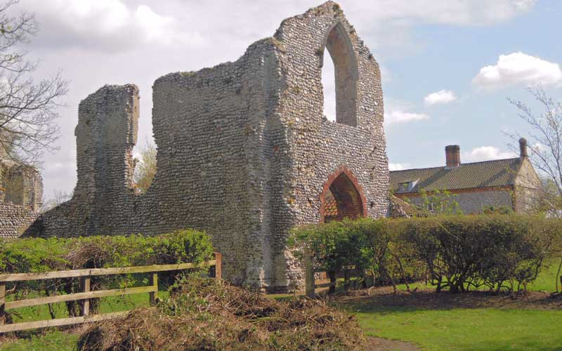 Beeston-priory