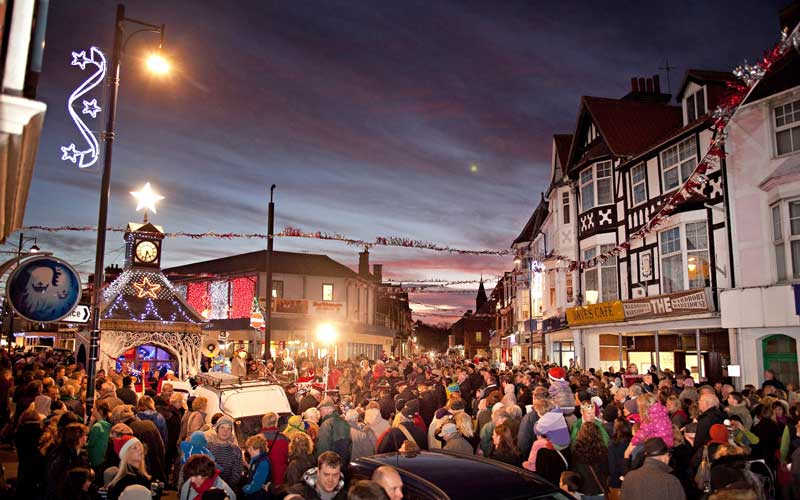Sheringham-Christmas-Lights