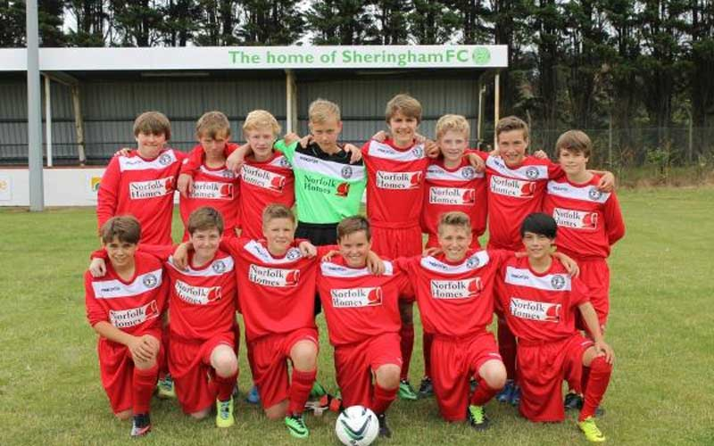 Sheringham-Youth-Team