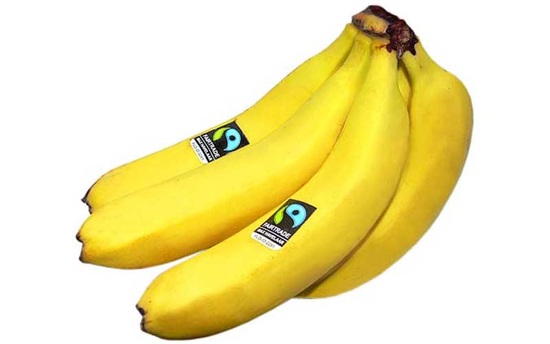 Fairtrade-Bannannas