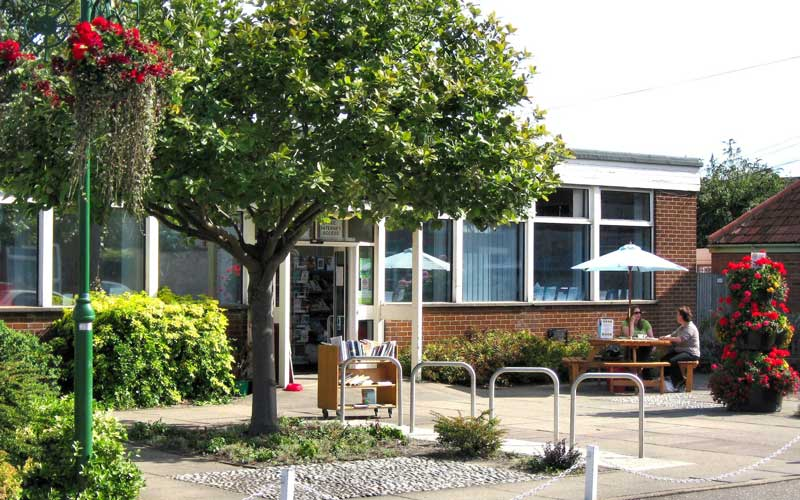 Sheringham-Library-Front