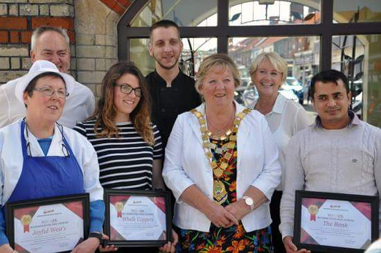 Seafood trail awards